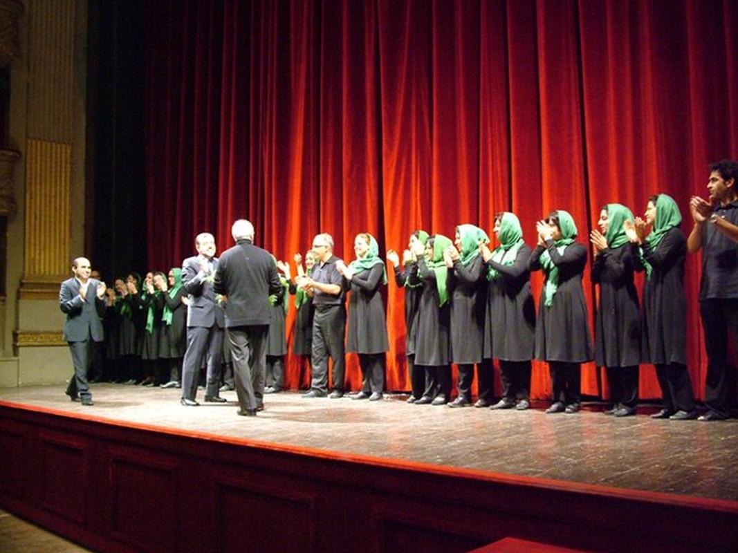 Gruppo Aran - palcoscenico
